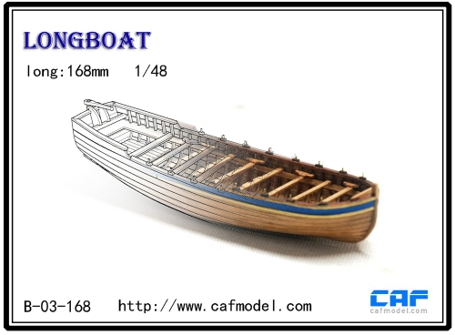 Boat Scale 1/48